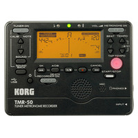 KORG TMR-50 All-In-One Tuner/Metronome/Recorder Black