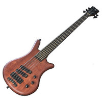 Warwick Thumb Bolt-On 5-String Bass Guitar Natural Oil Finish