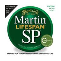 Martin Lifespan Phosphor Bronze Extra Light Acoustic Strings 010-047
