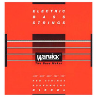 Warwick 46301 Red Label Medium Bass Strings (45-135) 5-String