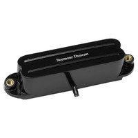 Seymour Duncan SCR-1 Cool Rails Bridge Pickup For Strat Black