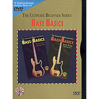 Ultimate Beginners Bass Guitar DVD