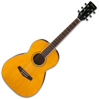 Ibanez PN15 Parlour Acoustic Guitar Natural