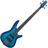 Ibanez SR370 4-String Bass Guitar Sapphire Blue