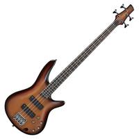 Ibanez SR370 4-String Bass Guitar Brown Burst