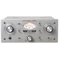 "Universal Audio 710 Twin-Finityâ""¢ Tone-Blending Mic Preamp and DI Box"