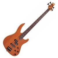 Vintage Bubinga Series V8004 Passive Bass Guitar