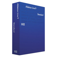 Ableton Live 9 Standard Music Software - Upgrade from Live Intro