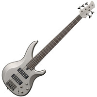 Yamaha TRBX305 5-String Bass Guitar Pewter
