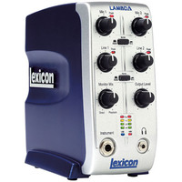 Lexicon Lambda Desktop USB Recording Studio