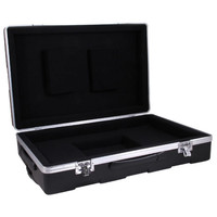 Moog Moulded ATA Road Case w/ Handle Wheels and Logo