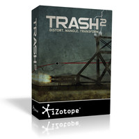 iZotope Trash 2 Ultimate Distortion Toolbox