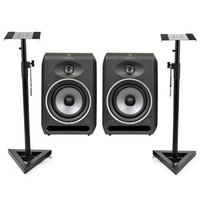 Focal CMS 65 Active Studio Monitor Speakers (Pair) with FREE Stands