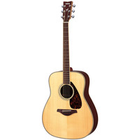 Yamaha FG730S Acoustic Guitar Natural