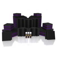 Universal Acoustics Mercury 4 Solar System Kit Purple and Charcoal