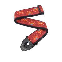 Planet Waves Planet Lock Guitar Strap Sun