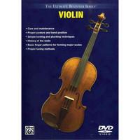 Ultimate Beginners Violin DVD