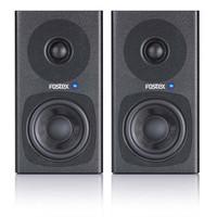 Fostex PM0.3D 30W Active Monitors Black (Pair)