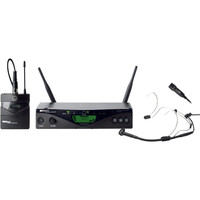 AKG WMS470 Presenter Set Band 9U Wireless Microphone System