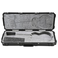 SKB Waterproof 3i-4214-56 Injection Moulded Electric Guitar Case