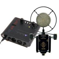 Sontronics Saturn Condenser Microphone and Art Tube Mp Preamp Bundle