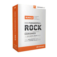 Toontrack Drum Fundamentals: ROCK Bundle
