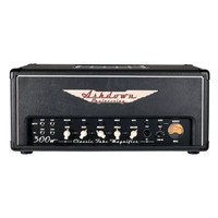 Ashdown CTM-300 300 Watt All Tube Bass Amp Head