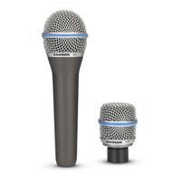 Samson CS Microphone System Inc. CS1 & CS2 Capsules