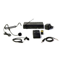Samson Stage 5 3 in 1 Wireless Microphone System (GTR/LM5/HS5) Ch 16
