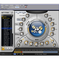 Digidesign Strike Virtual Drummer Plugin