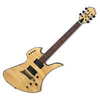 BC Rich Mockingbird Polarity Deluxe Guitar Natural