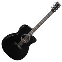 Martin OMCPA5 Electro-Acoustic Guitar Black