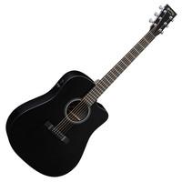 Martin DCPA5 Electro-Acoustic Guitar Black