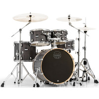 Mapex Mars 504 Fusion 20 5 Piece Drum Kit Smokewood