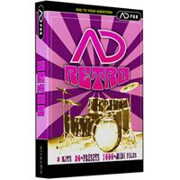 XLN Audio Addictive Drums Retro ADpak