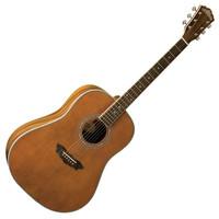 Washburn WSJ124K Vintage Series Southern Jumbo Acoustic