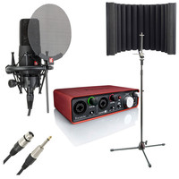 sE Electronics Portable Studio Recording Pack
