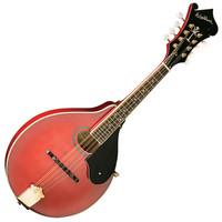 Washburn M1S DL A Style Mandolin Red