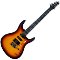 Washburn RX10VSB RX Series Electric Guitar Vintage Sunburst