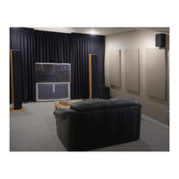 Primacoustic Paintables 12x48in Paintable Acoustic Panel Bevel Edge