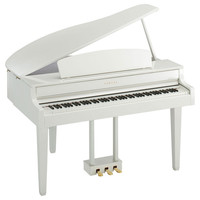 Yamaha Digital Grand Piano CLP565GP Polished White
