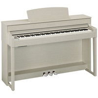 Yamaha Clavinova CLP545 Digital Piano White Ash