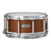 Pearl FTMMH1465 Free Floating 14 x 6.5 Snare Drum Maple/Mahogany