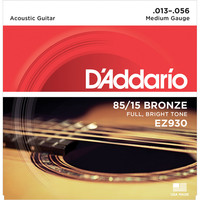 DAddario EZ930 85/15 Great American Bronze Medium 13-56