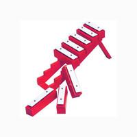 Angel CBL8 Ladder Chime Bars