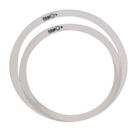 Remo 14 Inch Rem-O-Ring 2 Piece Set for Tom/Snare