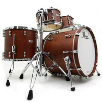 Pearl Reference Pure 22 Rock Shell Pack Matte Walnut