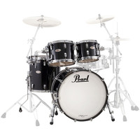 Pearl Reference 22 Fusion Shell Pack Piano Black