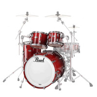 Pearl Masters Premium Legend 22 Inch Fusion Shell Pack Scarlet Fade