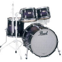 Pearl Reference 22 Rock Shell Pack Purple Craze II